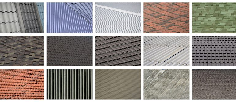 roofing contractors shingle options